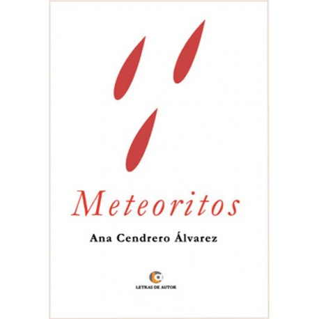 Meteoritos - Ana Cendrero