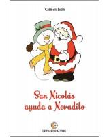 San Nicolás ayuda a Nevadito - Carmen León