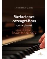 Variaciones coreográficas (para piano)-Julio Robles