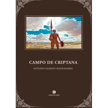 CAMPO DE CRIPTANA - Antonio Olmedo