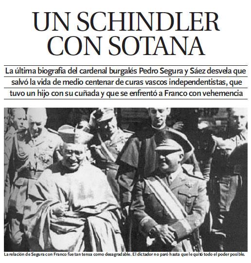 Articulo Sobre el Cardenal Segura